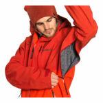 ATOMIC M Revent 3L GTX Jacket Bright Red férfi síkabát 17/18