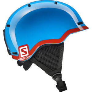SALOMON Grom Blue / Red junior bukósisak 17/18