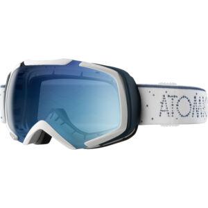 ATOMIC Revel S ML White/ Light Blue női síszemüveg 16/17