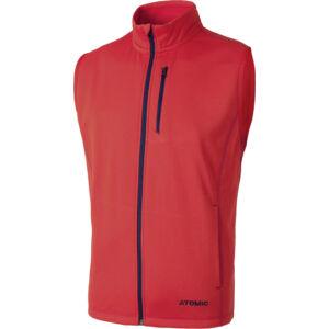 ATOMIC Alps Fleece Vest Pepper mellény