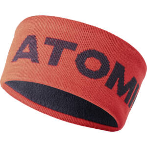ATOMIC Alps Headband Bright Red fejpánt