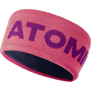 ATOMIC Alps Headband Pink fejpánt