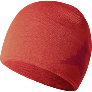 ATOMIC Alps Reversible Beanie Bright Red/ Red sapka