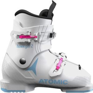 ATOMIC Hawx Girl 2 White junior sícipő 18/19