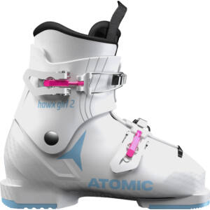 ATOMIC Hawx Girl 2 White junior sícipő 18/19