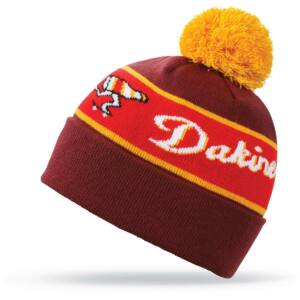 DAKINE Beer Run Beanie Red sapka