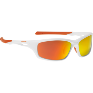ALPINA Senax P White/ Orange napszemüveg