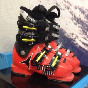 ATOMIC Redster JR4 használt junior sícipő 14/15