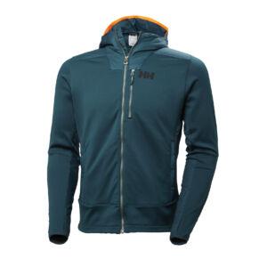 HH ULLR Midlayer Jacket Midnight Gr. férfi pulóver