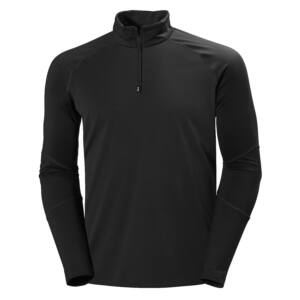 HH Phantom 1/2 Zip Midlayer Black aláöltöző