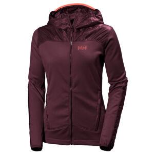 HH W ULLR Midlayer Jacket Port női pulóver