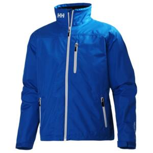 HH Crew Jacket Olympian Blue férfi vitorlás dzseki
