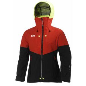 HH W Crew Coastal Jacket Sunrise női vitorlás kabát