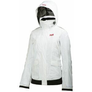 HH W Pier Jacket White női vitorlás kabát
