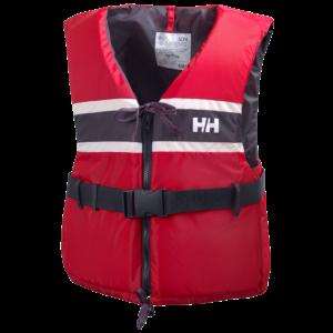 HH Sport Comfort Red mentőmellény