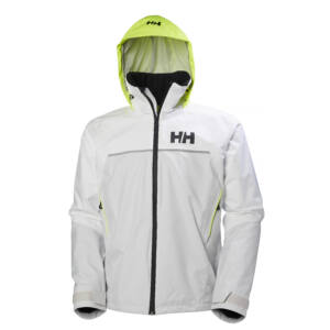 HH Fjord Jacket Nimbus Cloud férfi vitorlás kabát