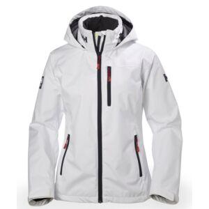 HH W Crew Hooded Jacket White női vitorlás dzseki