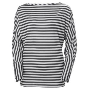 HH W Thalia LS-Shirt Wht/Navy női póló