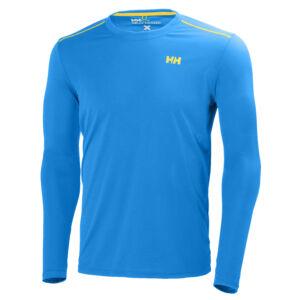 HH VTR LS Racer Blue férfi póló