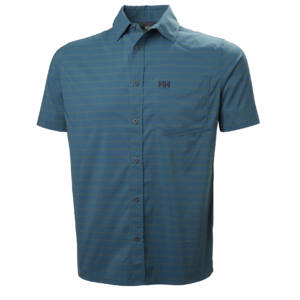 HH Borre SS Shirt Legion Blue férfi ing