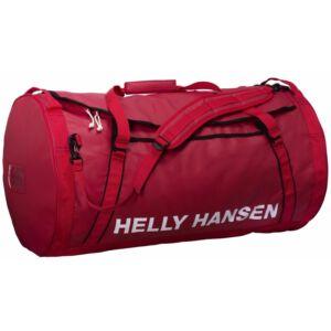 HH Duffel Bag 2 90L Red táska