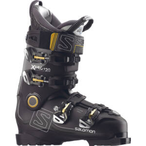 SALOMON X Pro 120 Black/ Metalblack sícipő 17/18