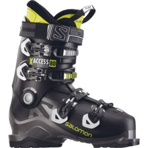 SALOMON X Access 80 Black sícipő 18/19