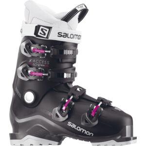 SALOMON X Access 60 W Wide Blk/Pink női sícipő 17/18