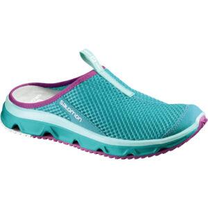 SALOMON RX Slide 3.0 W Teal Blue női papucs