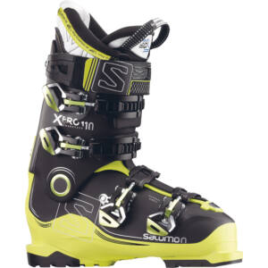 SALOMON X Pro 110 Blk/ Acid Green sícipő 17/18