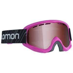 SALOMON Juke Access Pink/ Universal junior síszemüveg 16/17