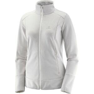 SALOMON Discovery FZ W V. Grey női pulóver 18/19