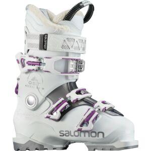 SALOMON QST Access 60 W White női sícipő 18/19