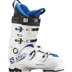 SALOMON X Pro 100 White/ R.Blue sícipő 18/19