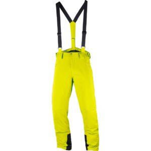 SALOMON Iceglory Pant M Sulphur Spring férfi sínadrág 18/19