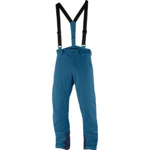 SALOMON Iceglory Pant M Moroccan Blue férfi sínadrág 18/19