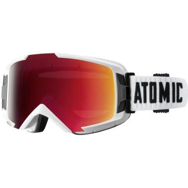 ATOMIC Savor ML Wht/ Mid Red síszemüveg 16/17