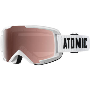 ATOMIC Savor White/ Rose síszemüveg 16/17