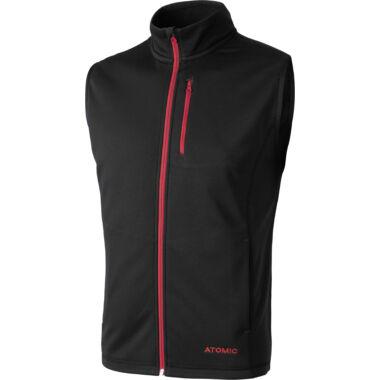 ATOMIC Alps Fleece Vest Black mellény