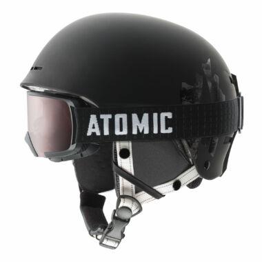 ATOMIC Troop + Savor ML bukósisak + síszemüveg 16/17
