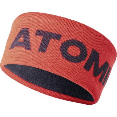 ATOMIC Alps Headband Bright Red fejpánt