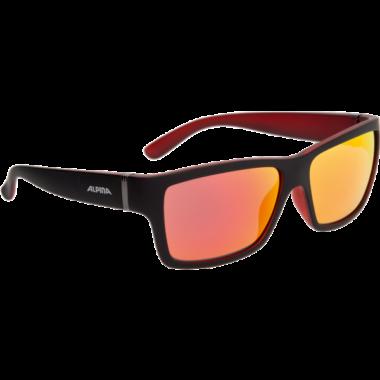 ALPINA Kacey Black Matt/ Red napszemüveg