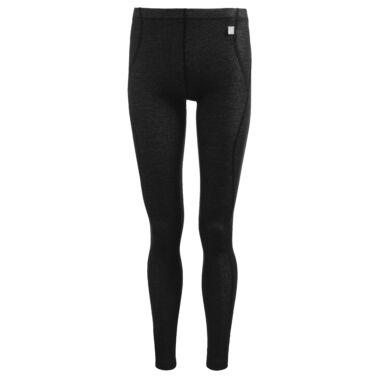 HH W Warm Pant Black női aláöltöző nadrág