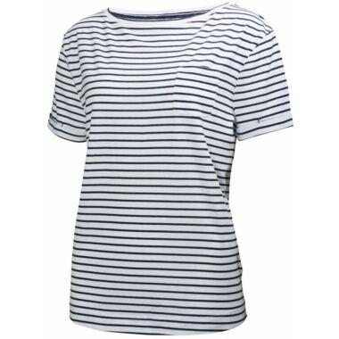 HH W naiad T-Shirt Evening Blue női póló