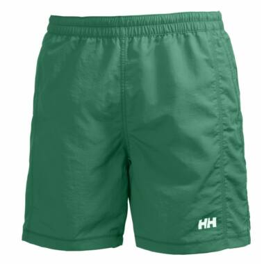 HH Carlshot Swim Trunk Green férfi short