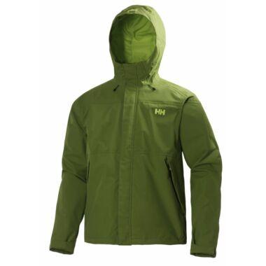 HH Vancouver Jacket Park Green férfi dzseki