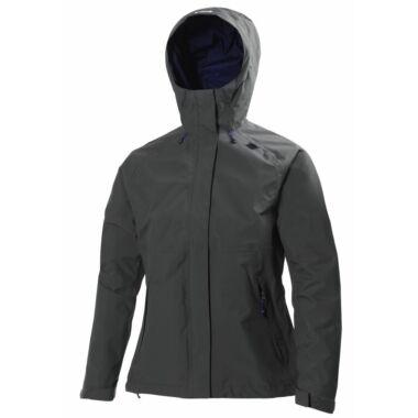 HH W Vancouver Jacket Charcoal női dzseki