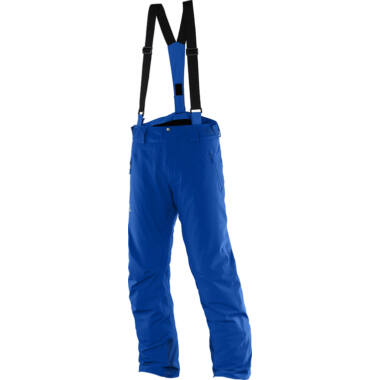 SALOMON Iceglory M Blue Yonder férfi sínadrág 16/17