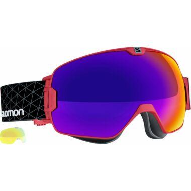 SALOMON X Max Red Solar Infrared síszemüveg 16/17