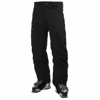 HH Legend Cargo Pant Black  13/14